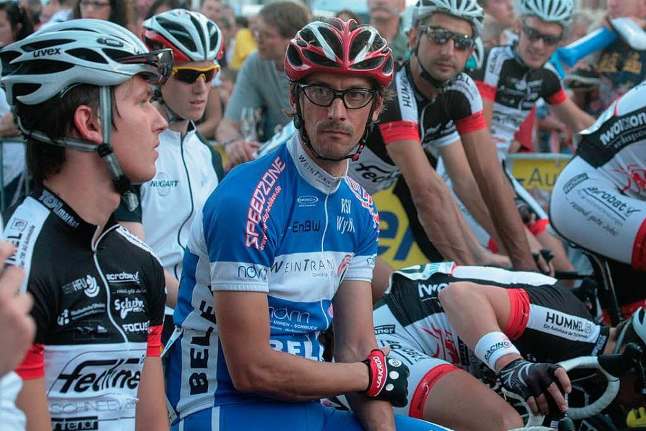Impressionen vom Radrennen in Kippenheim. (Foto: Sandra Decoux-Kone)