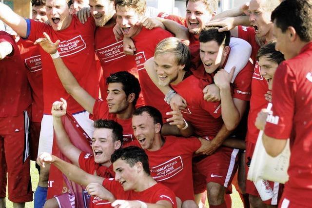 Der Freiburger FC kehrt in die Verbandsliga zurück