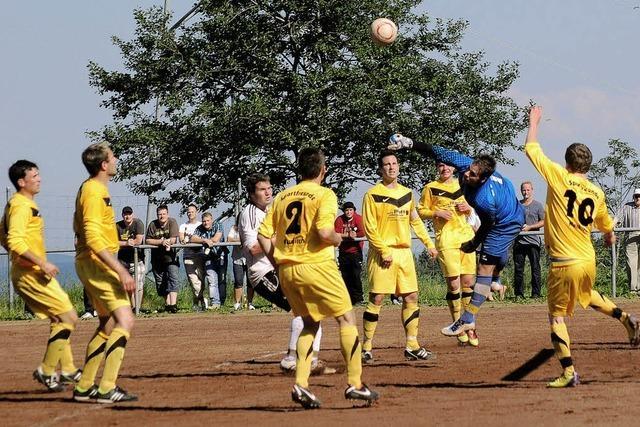Tennenbronn steigt in Landesliga auf