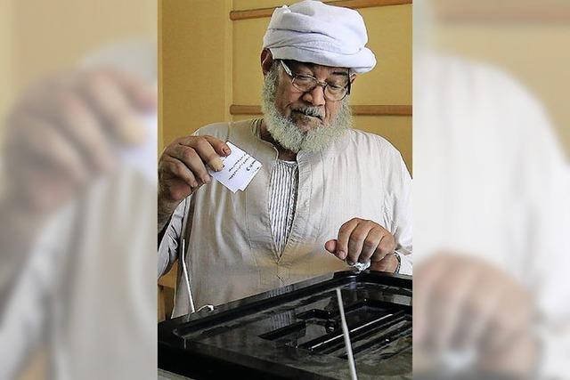 Nur wenige Ägypter gehen zur Wahl