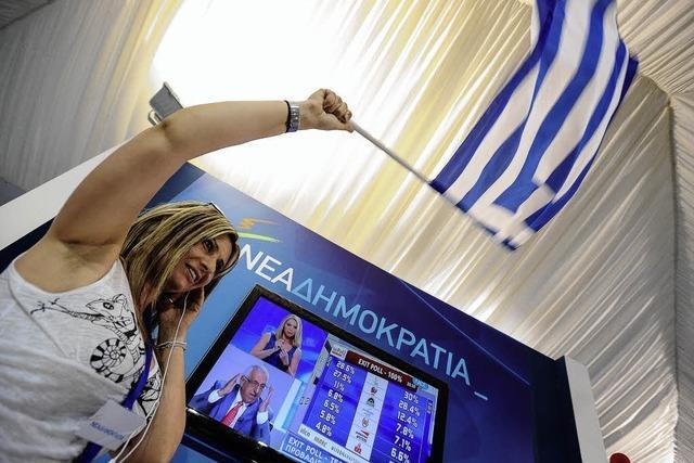 Herkules-Aufgabe in Athen