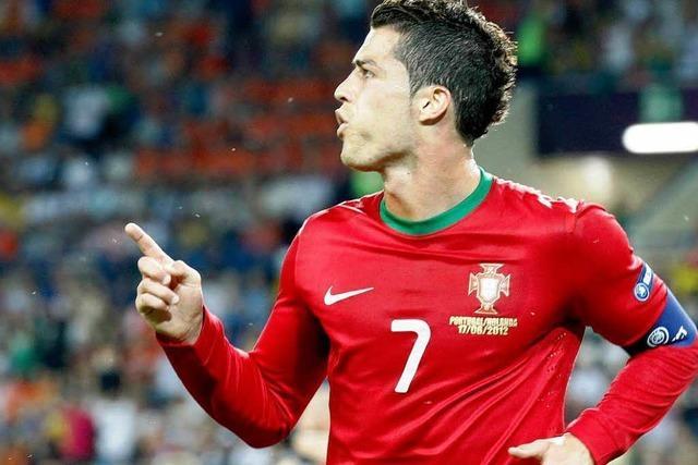 Ronaldo sichert Portugal den Einzug ins Viertelfinale