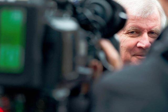 Betreuungsgeld: Seehofer droht mit Koalitionsbruch