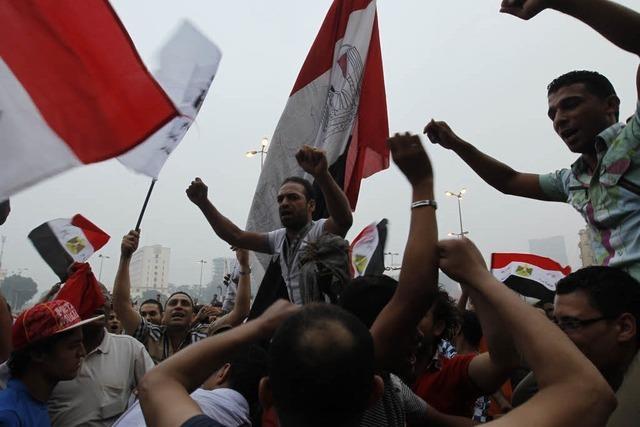 Ägypten streitet über den Ausgang der Präsidentenwahl