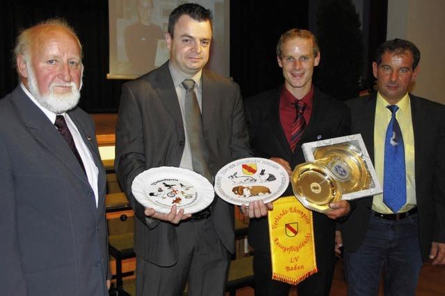 Kleintierzuchtverein C249 Endingen feierte Jubiläum