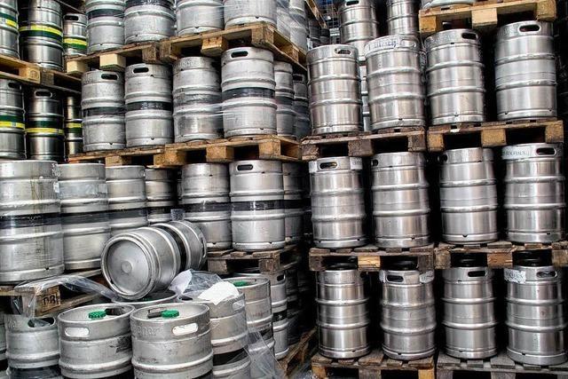 Bierfass-Diebe festgenommen – mehr als 500.000 Euro Schaden