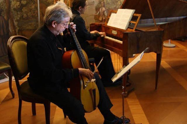 Die Arpeggione - eine Kreuzung aus Gitarre und Cello