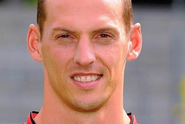 Oliver Barth wechselt vom SC Freiburg zum VfR Aalen