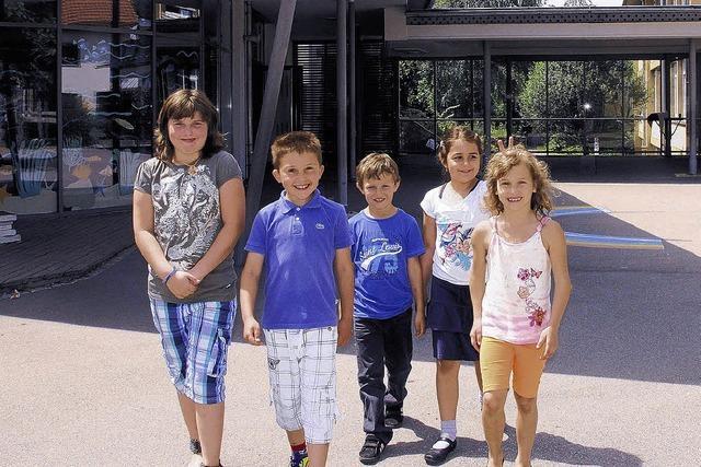 Bürgermeister Georg Eble zum Thema Gemeinschaftsschule