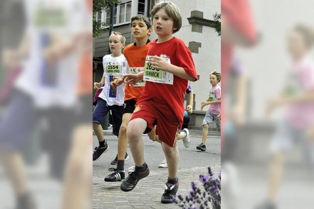Innenstadt wird wieder zum Läufertreff