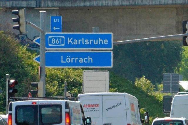 Technische Panne im Autobahn-Tunnel