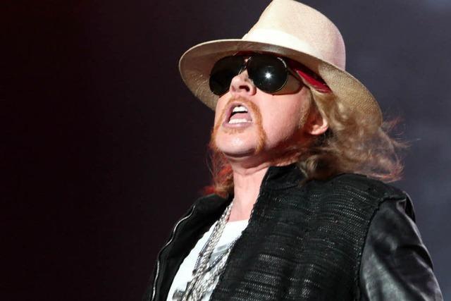 Mötley Crüe, Slash und Guns N'Roses kommen nach Basel