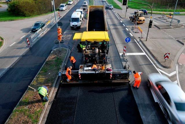 Fernstraßenbau: Südbaden kommt schlecht weg