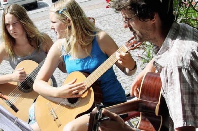 Musikalischer Sommer: Musical und Kammerkonzert
