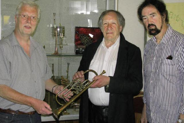 Trompete fürs Museum