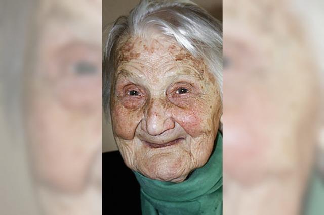 ZUR PERSON: Die Frohnatur im Seniorenheim