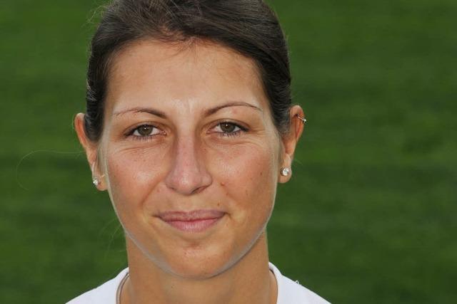 Sieg in Dänemark: Carmen Höfflin ist Polizei-Fußballeuropameisterin