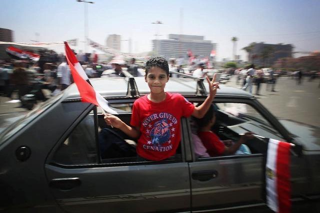 Ägypten: Militär übernimmt die Macht