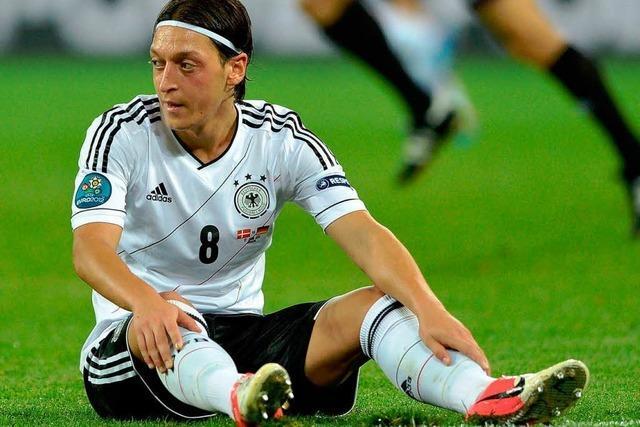 Mesut Özil und das deutsche Spiel