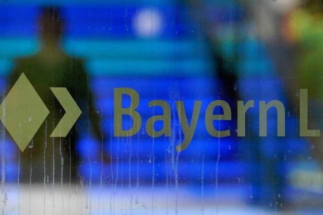 Bayern-LB verklagt gesamten Ex-Vorstand