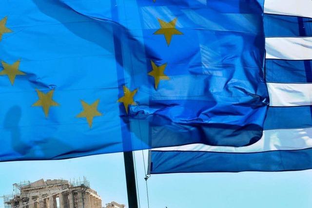 Die Kanzlerin bleibt sich in der Griechenlandfrage treu