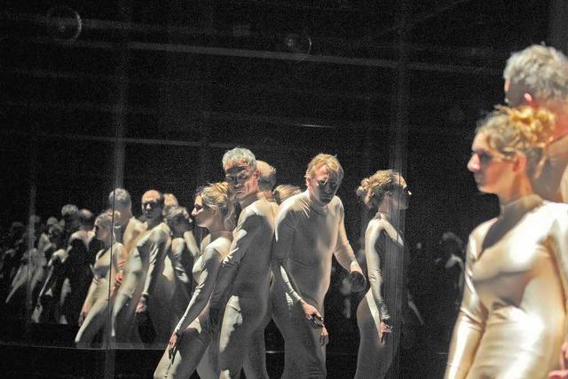 Theater Freiburg: Faust als Sprechoper