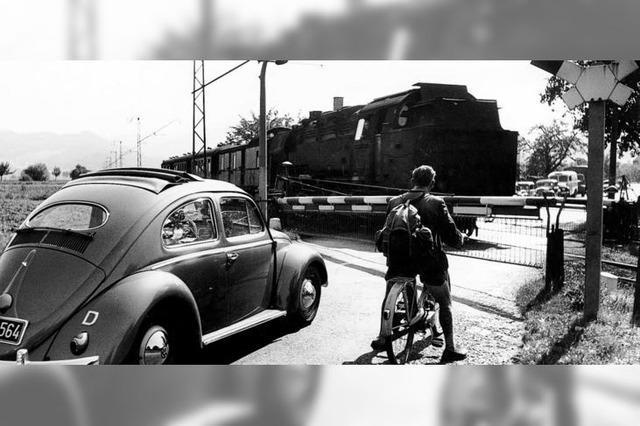 Seit 125 Jahren verbindet die Höllentalbahn den Schwarzwald mit der Rheinebene