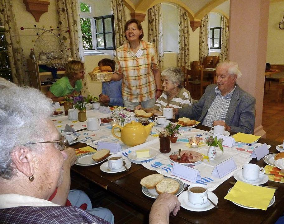 In Buggingen gibt es eine neue Betreuungsgruppe für Menschen mit Demenz.   | Foto: privat