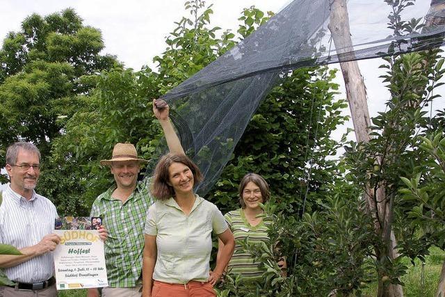 20 Hektar Bioland auf dem Südhof