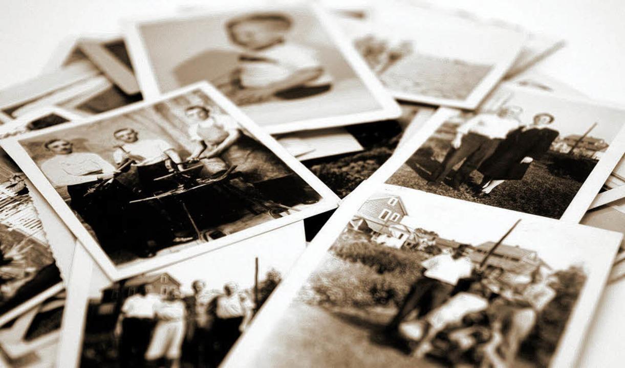 Demente Menschen müssen jeden Tag aufs...ert werden. Alte Fotos können helfen.   | Foto: Fotalia