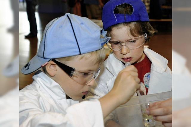 Science Days: Durch Probieren die Welt der Wissenschaft entdecken