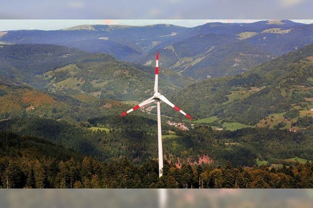 Sonne, Wind und Wasserkraft