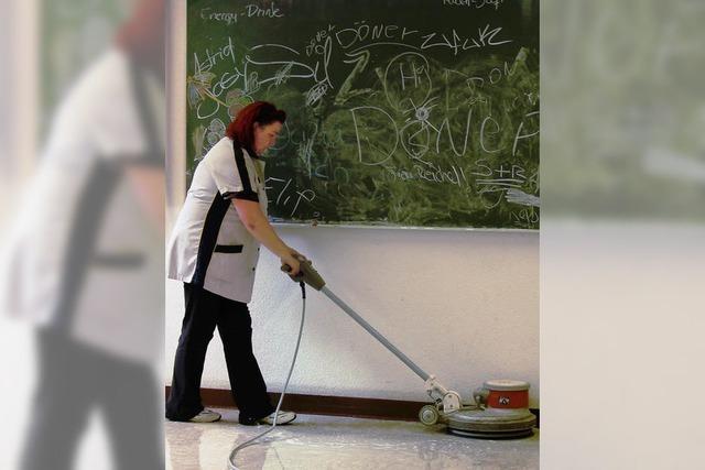 Die Eltern fordern sauberere Schulen