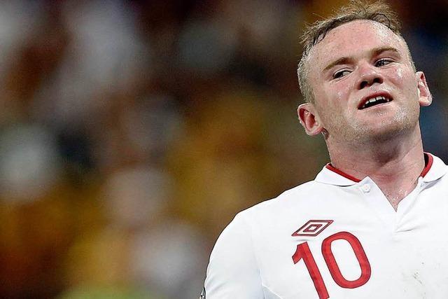 Rooney macht England glücklich