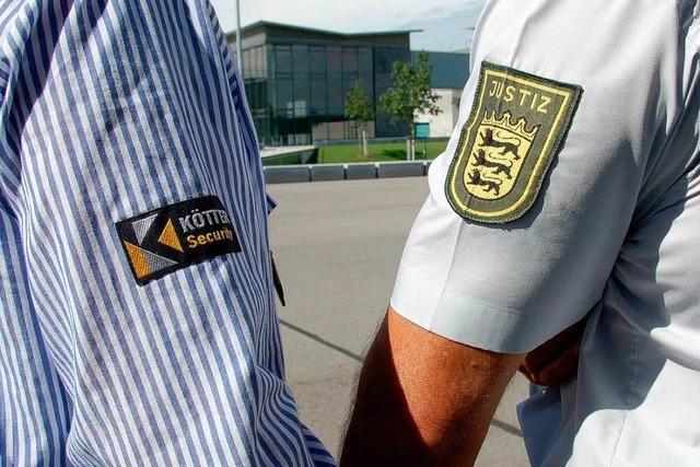 Warum das Land die Privatisierung der JVA Offenburg rückgängig macht
