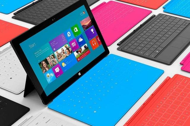 Microsoft präsentiert mit
