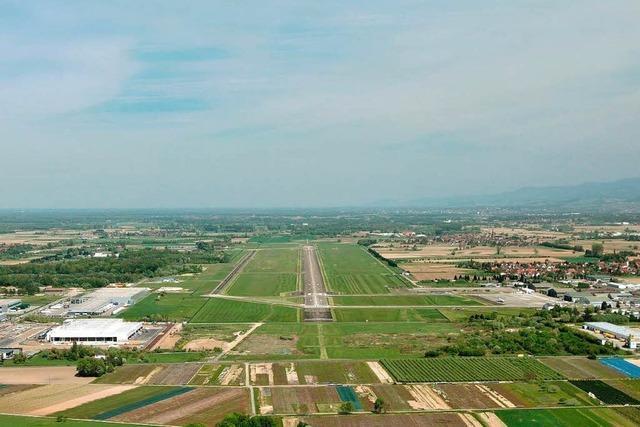 Neuer Betreiber des Flughafens Lahr setzt auf Frachtflüge