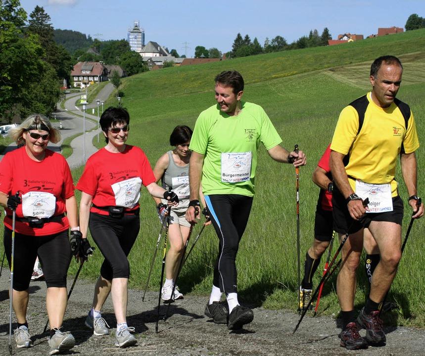 Rund 1000 Teilnehmer werden zum 8. Nor...er 21, 16 und 10 Kilometer angeboten.   | Foto: Dieter Maurer