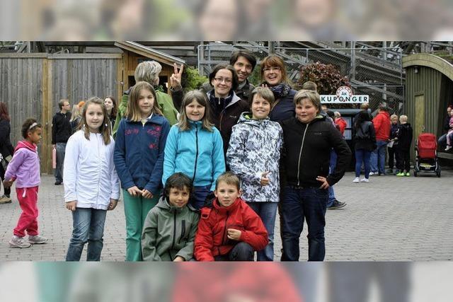 Als Andenken kauften wir schwedische Holzpferdchen