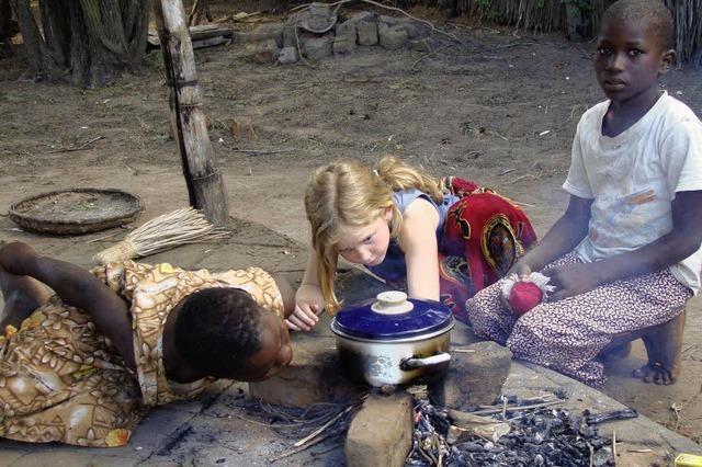 Mein afrikanisches Leben