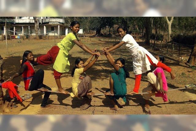 Manege frei in Indien