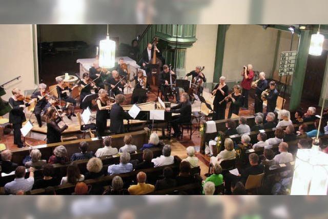 Mit Musik quer durchs alte Europa