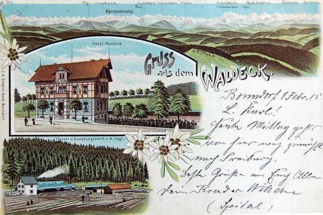 Bahnpost löste die Postkutschen ab
