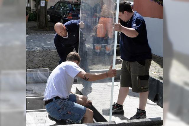 Gottenheimer haben Brunnen wieder