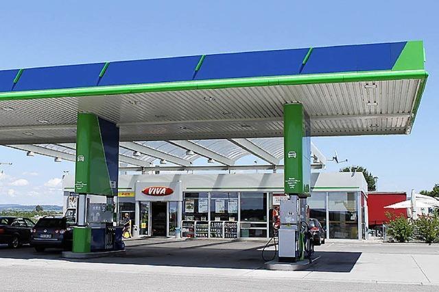 Überfall auf Tankstelle in Ringsheim