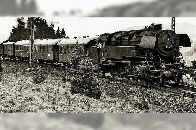 IG Höllentalbahn will Originalzug wieder fahren lassen
