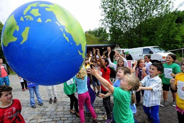 Gegen Plastik, für Vielfalt