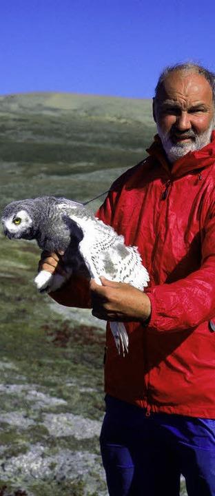 Freiburger Polarforscher Benoit Sittler in der Arktis  | Foto: privat