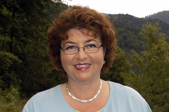 Sigrid Böhler kandidiert in Aitern