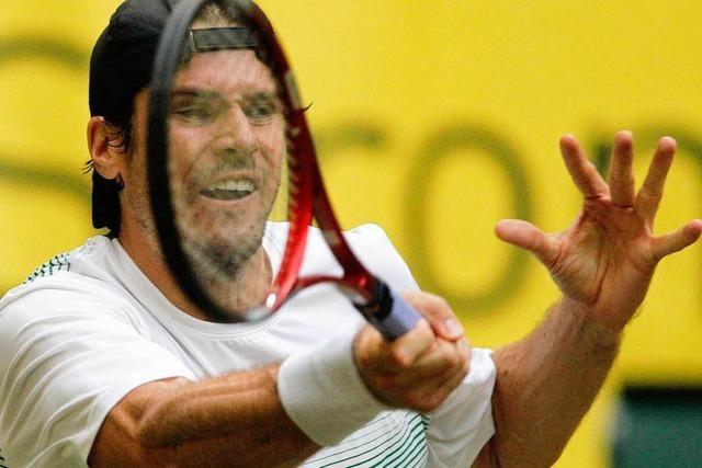 Wimbledon: Duell Haas gegen Kohlschreiber